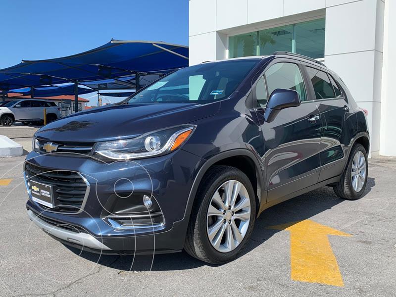 Foto Chevrolet Trax Premier Aut usado (2018) color Azul Acero precio $339,000