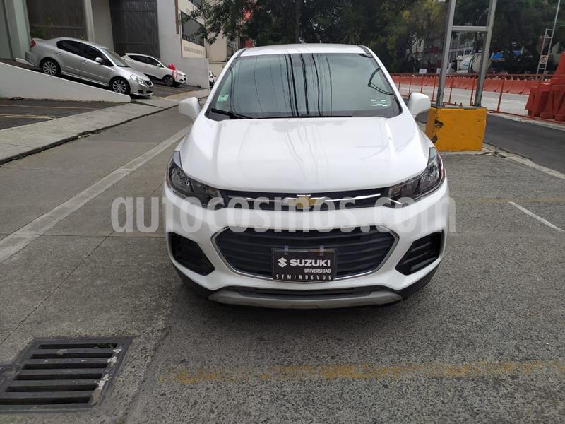 Chevrolet Trax LT Aut usado (2017) color Blanco precio $229,000