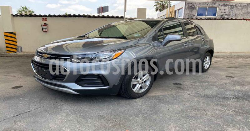 Chevrolet Trax LT usado (2020) color Plata precio $259,900