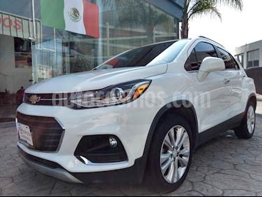 Foto Chevrolet Trax 5p Premier L4/1.8 Aut usado (2019) color Blanco precio $315,000
