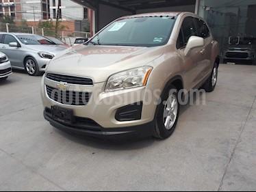 Foto Chevrolet Trax LT usado (2015) color Amatista Metalizado precio $190,000