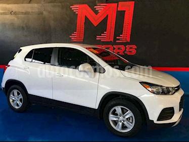 Chevrolet Trax LT usado (2018) color Blanco precio $235,200