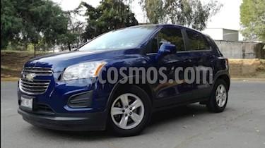 Foto Chevrolet Trax LT usado (2016) color Azul precio $194,000