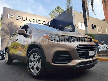 Chevrolet Trax 5p LS L4/1.8 Man usado (2018) color Dorado precio $234,900