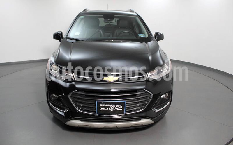 Chevrolet Trax Premier Aut usado (2018) color Negro Onix precio $270,000