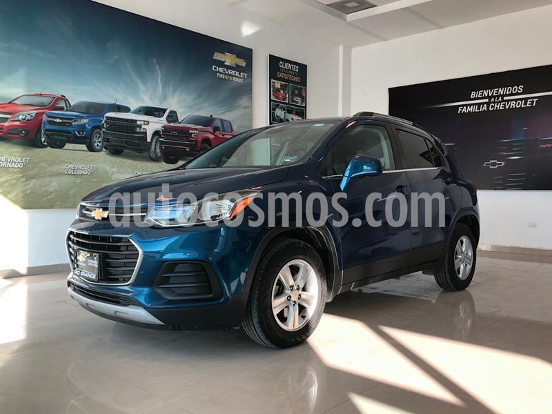Chevrolet Trax LT Aut usado (2020) color Azul Marino precio $310,000