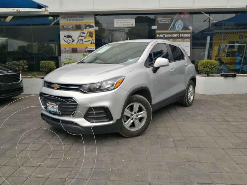 Chevrolet Trax LS usado (2019) color Plata Dorado precio $239,000