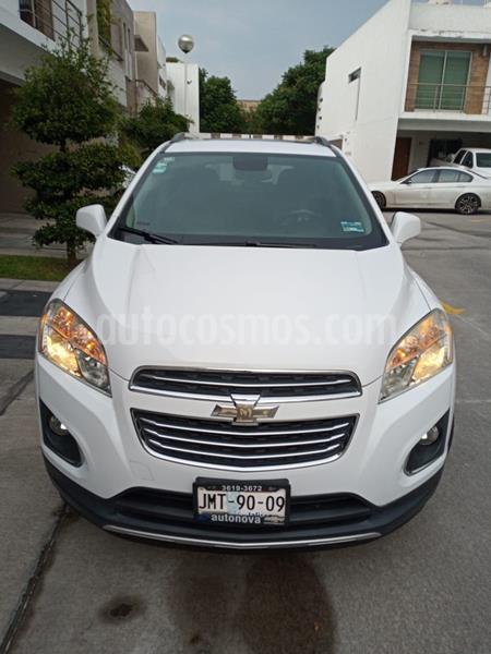 Chevrolet Trax LTZ usado (2016) color Blanco precio $200,000