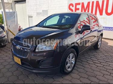 Chevrolet Trax 5P LT 1.8L TA TELA/PIEL RA-16 usado (2015) precio $188,000