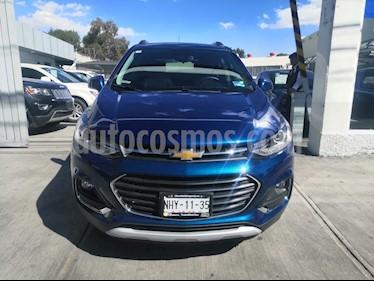 Chevrolet Trax Premier Aut usado (2019) color Azul precio $317,500