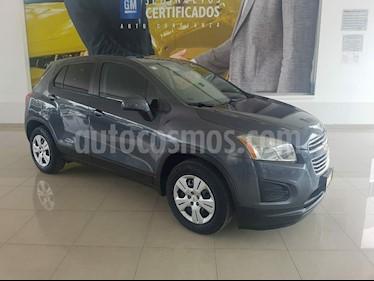 Chevrolet Trax LS usado (2016) color Gris precio $188,900
