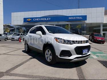 Chevrolet Trax LT Aut usado (2019) color Blanco Galaxia precio $289,000