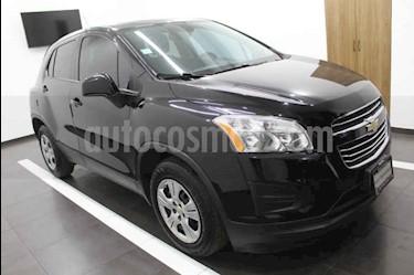 Chevrolet Trax LS usado (2016) color Negro precio $210,000