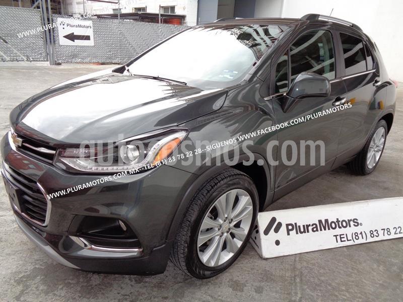 Chevrolet Trax Premier Aut usado (2020) color Gris Oscuro precio $339,000