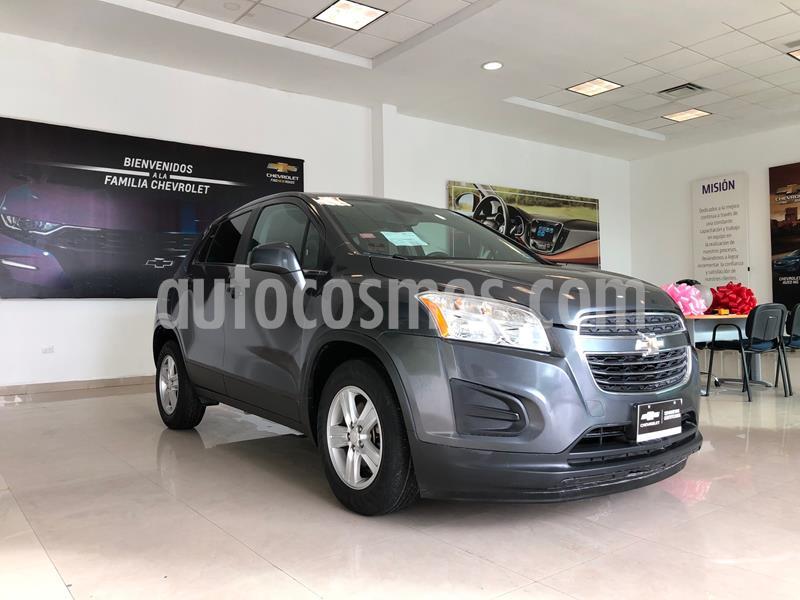 Chevrolet Trax LT Aut usado (2016) color Gris Oscuro precio $200,000