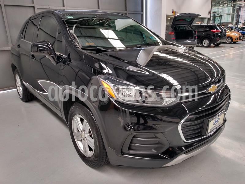 Chevrolet Trax LT Aut usado (2018) color Negro precio $273,900