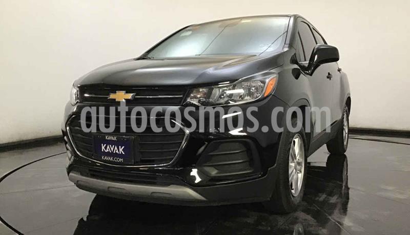 Chevrolet Trax LT usado (2018) color Negro precio $264,999