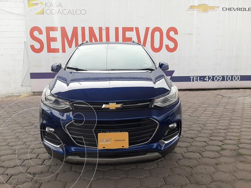 Foto Chevrolet Trax Premier Aut usado (2017) color Azul precio $265,000