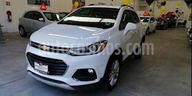 Chevrolet Trax Premier Aut usado (2018) color Blanco precio $285,000