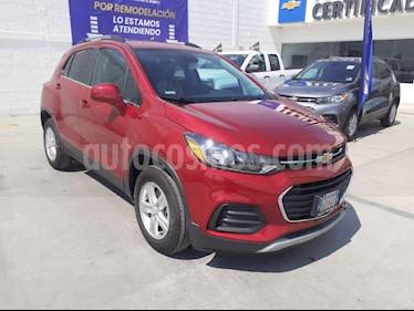 Chevrolet Trax LT nuevo color Rojo precio $360,300