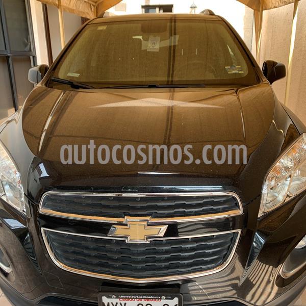 Chevrolet Trax LTZ usado (2015) color Negro Carbon precio $215,000