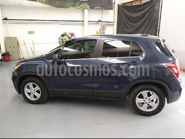Chevrolet Trax LT Aut usado (2018) color Azul precio $260,000