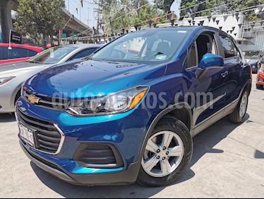 Chevrolet Trax LS usado (2019) color Azul Oscuro precio $250,000