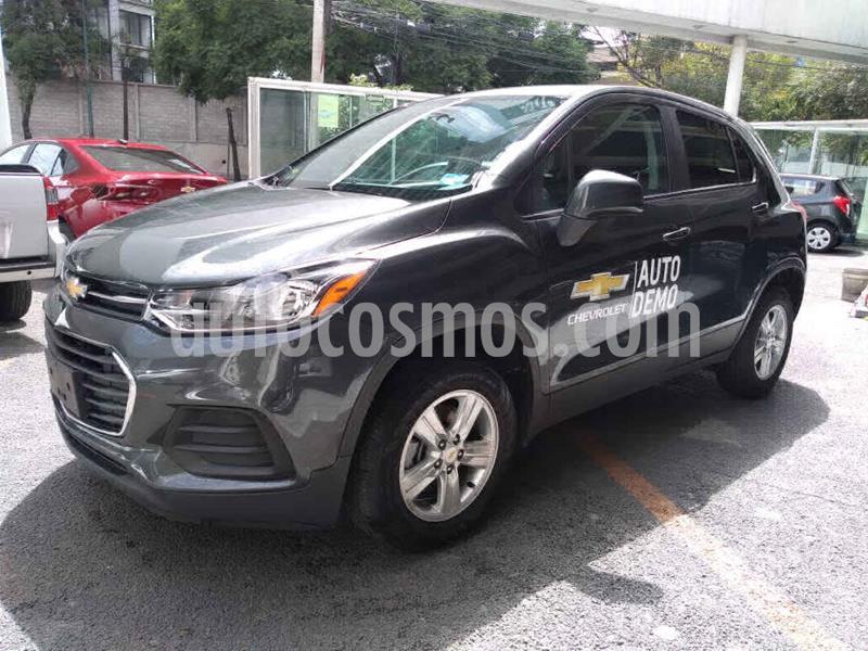 Chevrolet Trax LS usado (2019) color Gris precio $265,000