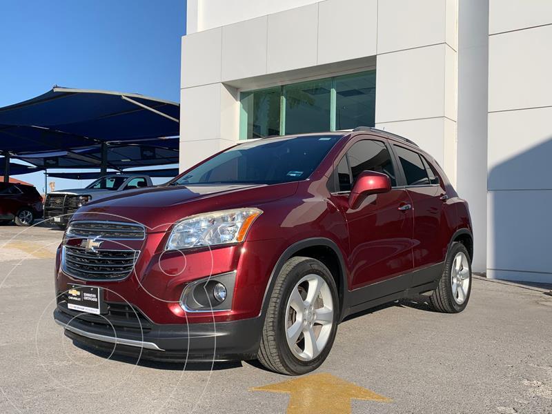 Foto Chevrolet Trax LTZ usado (2016) color Rojo precio $280,100
