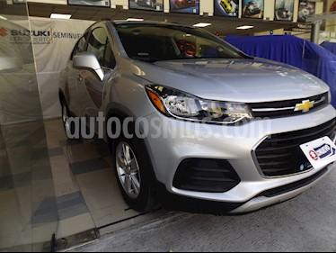 Chevrolet Trax LT Aut usado (2019) color Plata Brillante precio $280,000