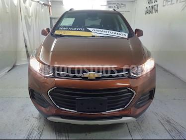 Chevrolet Trax LT usado (2019) color Naranja Metalico precio $264,000