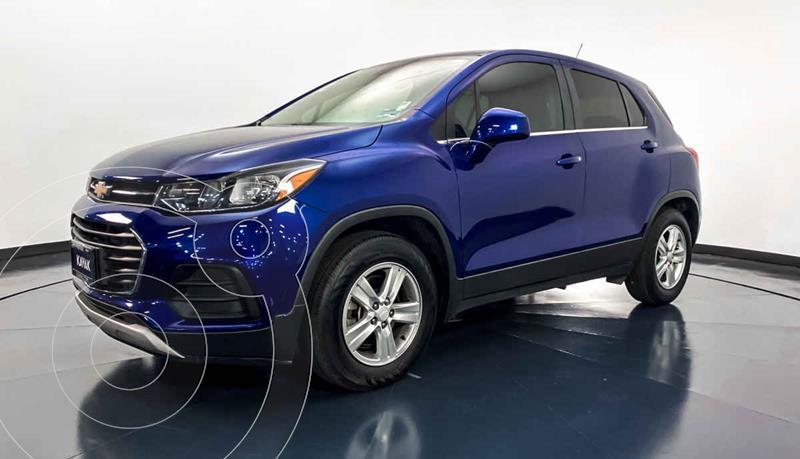 Chevrolet Trax LS usado (2018) color Azul precio $232,999