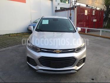 Chevrolet Trax LT Aut usado (2017) color Plata precio $226,400