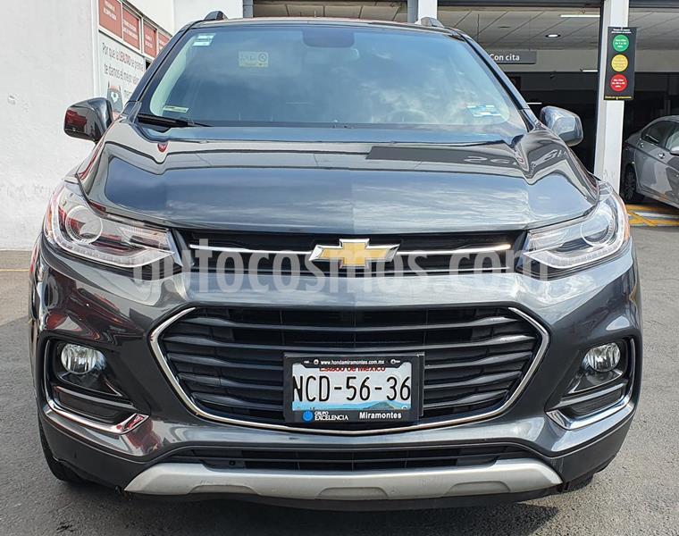 Chevrolet Trax Premier Aut usado (2018) color Bronce precio $268,000