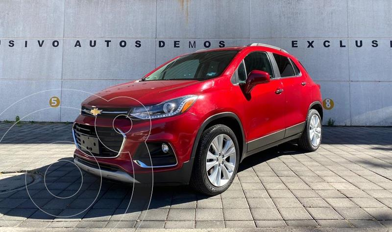 Chevrolet Trax Premier Aut usado (2019) color Rojo precio $315,000