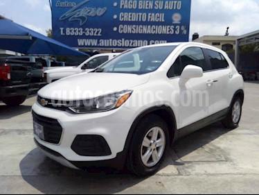 Chevrolet Trax LT usado (2017) color Blanco precio $229,900