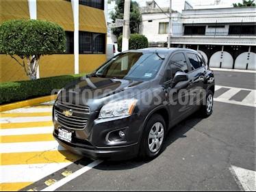 Chevrolet Trax LT Aut usado (2016) color Gris Metalico precio $179,900