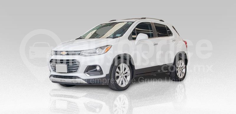 Chevrolet Trax Premier Aut usado (2017) color Blanco precio $230,000