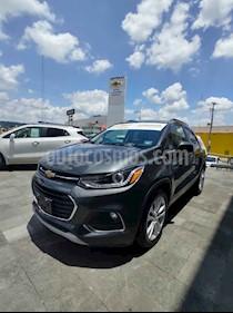 Chevrolet Trax Premier Aut usado (2019) color Gris precio $315,000