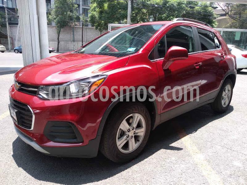 Chevrolet Trax LT usado (2020) color Rojo precio $325,000