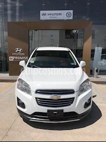 Chevrolet Trax LT usado (2016) color Blanco precio $220,000