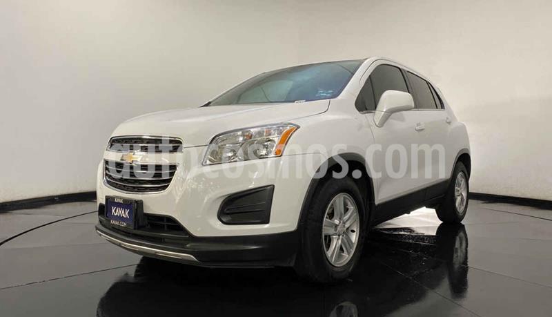 Chevrolet Trax LT Aut usado (2016) color Blanco precio $207,999