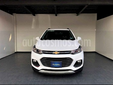 Chevrolet Trax 5p Premier L4/1.8 Aut usado (2019) color Blanco precio $338,000
