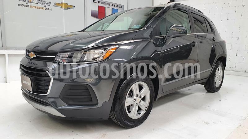 Chevrolet Trax LT Aut usado (2020) color Gris precio $315,000