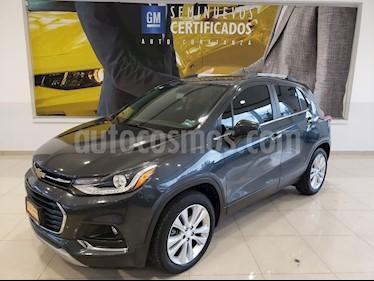 Chevrolet Trax Premier Aut usado (2017) color Gris precio $280,900