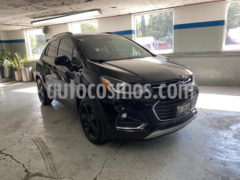 Chevrolet Trax Midnight Aut usado (2019) color Negro Onix precio $295,000