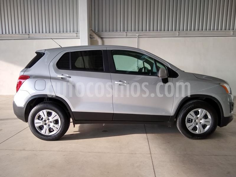 Chevrolet Trax LS usado (2016) color Plata Dorado precio $169,000