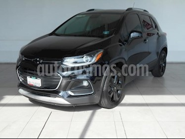 Chevrolet Trax 5P MIDNIGHT L4/1.8 AUT usado (2019) color Negro precio $340,000