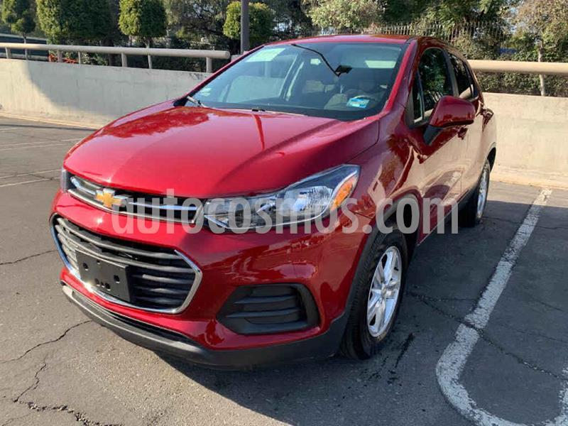 Chevrolet Trax LS usado (2019) color Rojo precio $275,000