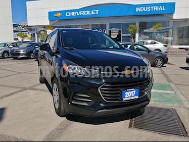 Chevrolet Trax LS usado (2017) color Negro Onix precio $219,000